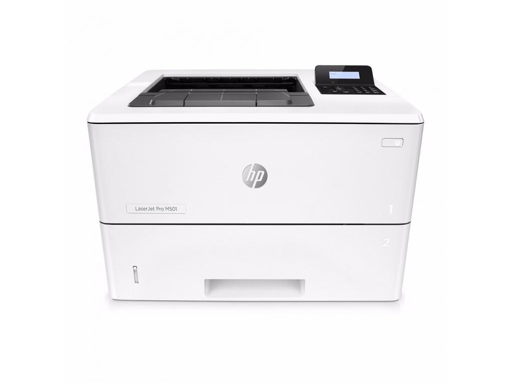 Impresora Láser Monocromática HP LaserJet Pro M501dn (J8H61A)