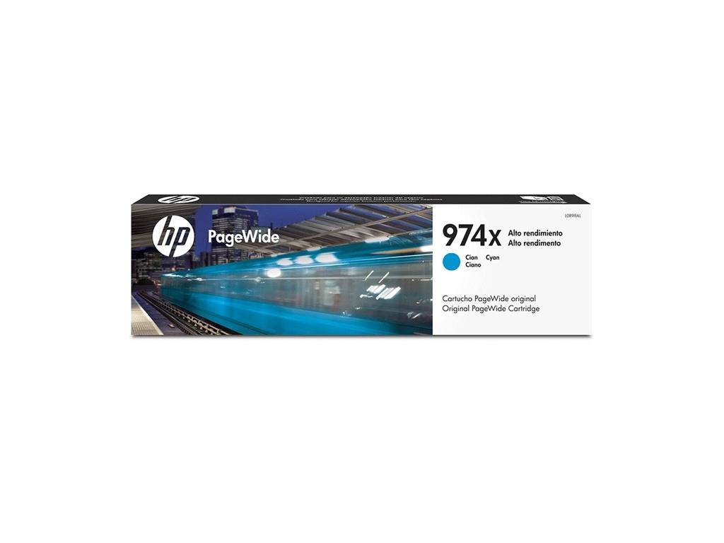 Cartucho de Tinta Original HP L0R99AL (974X) Cyan