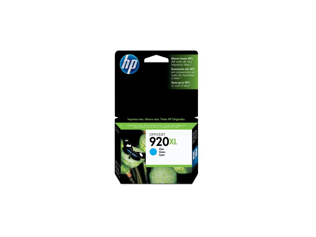 Cartucho de Tinta Original HP CD972AL (920XL) Cyan