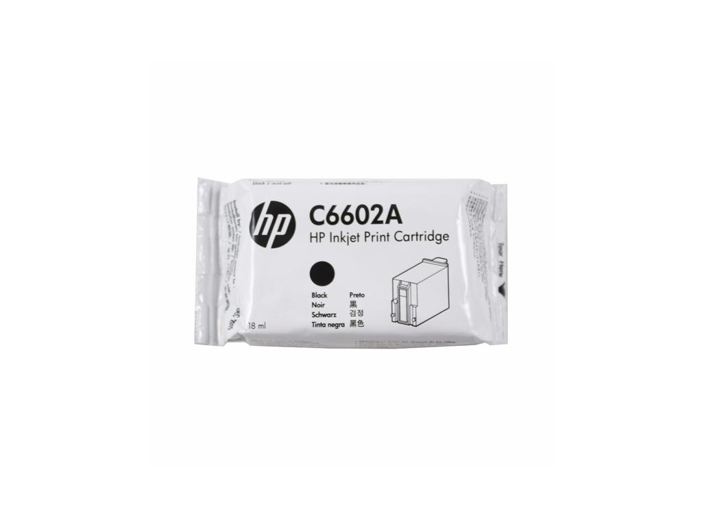 Cartucho de Tinta Original HP C6602A Negro