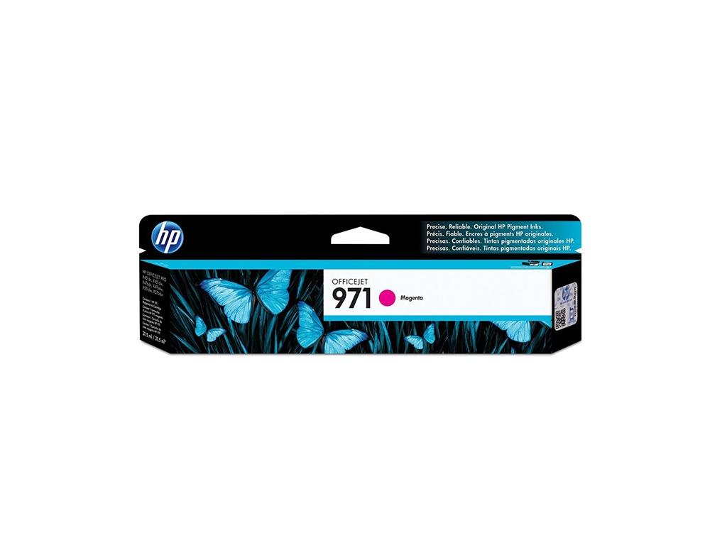 Cartucho de Tinta Original HP CN623AM (971) Magenta