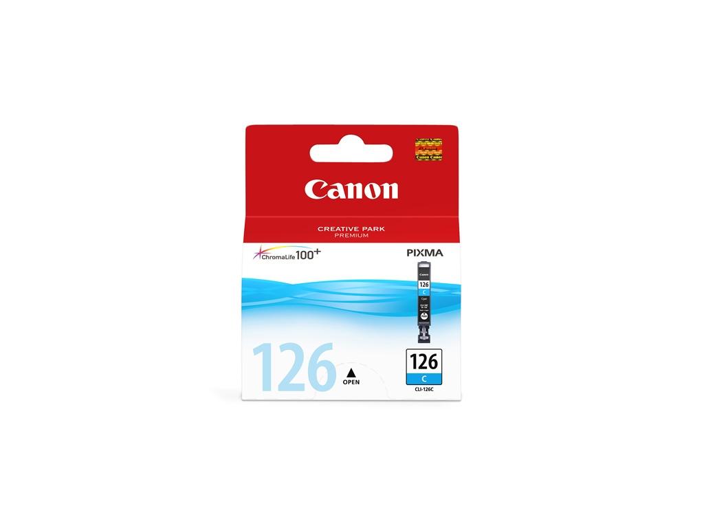 Cartucho de Tinta Canon Original CLI126 Cyan