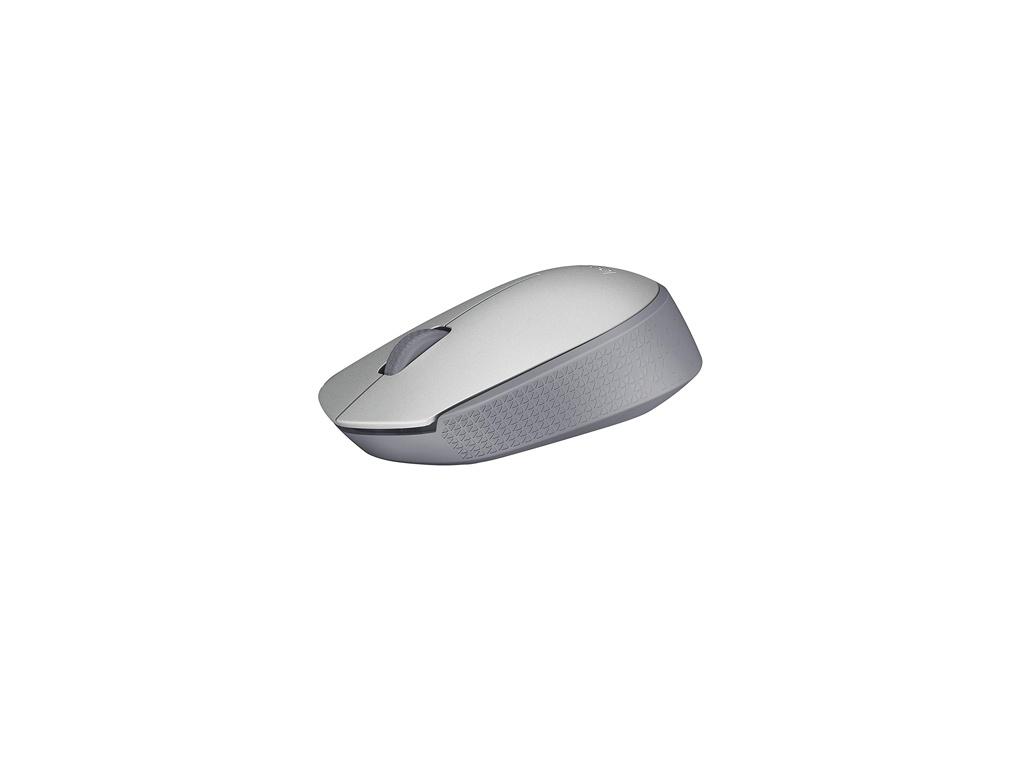 Mouse Logitech 910-005334 M170 Silver Inalámbrico