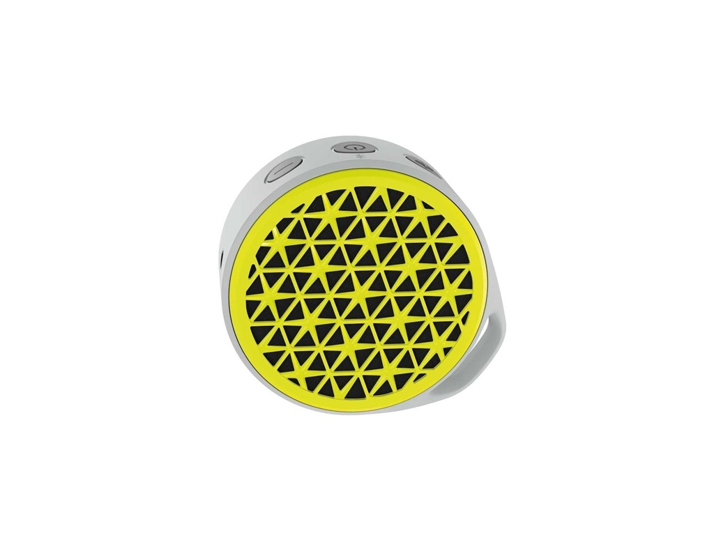 Parlante Logitech X50 Yellow Wireless Bluetooth