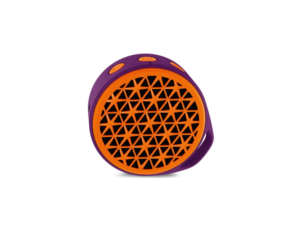 Parlante Logitech X50 Orange Wireless Bluetooth