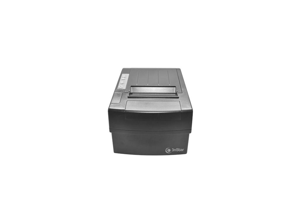 Impresora Térmica Directa 3nStar RPT010 USB - Serial - Ethernet (RJ45)