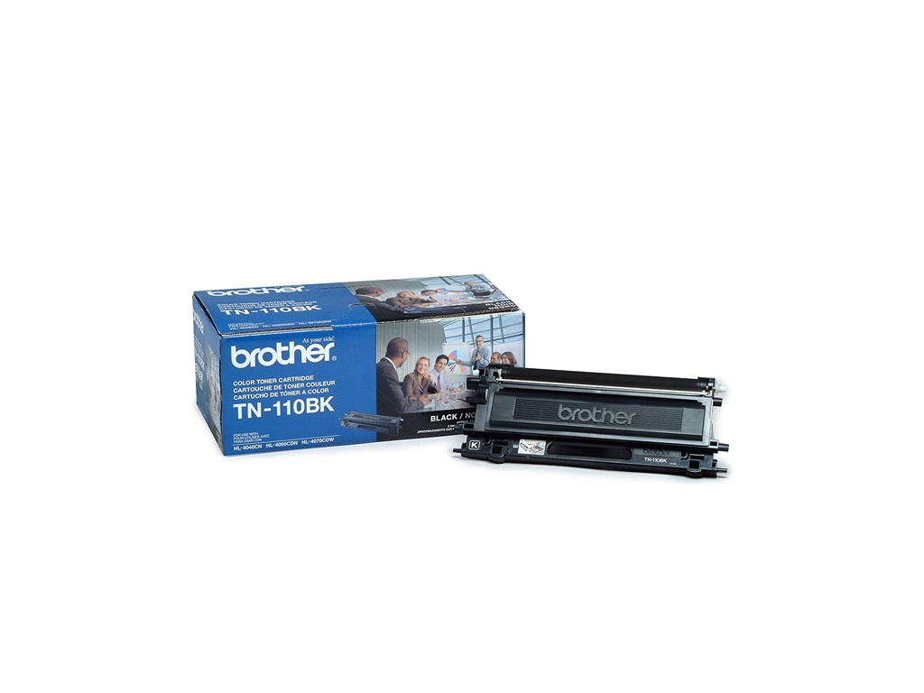 Toner Brother Original TN-110BK Negro