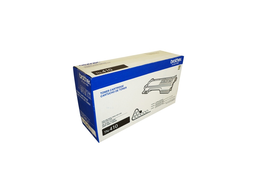 Toner Brother Original TN-410 Negro