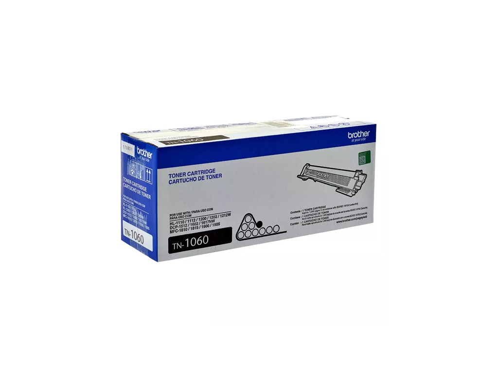 Toner Brother Original TN-1060 Negro