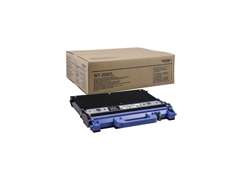 Deposito Brother WT-320CL p/Residuos de Toner