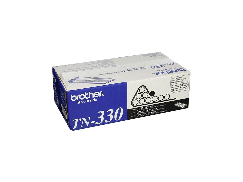 Toner Brother Original TN-330 Negro