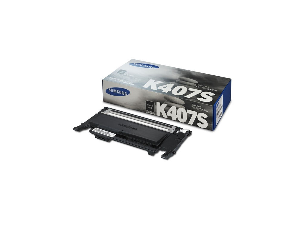 Toner Original Samsung K407S Negro