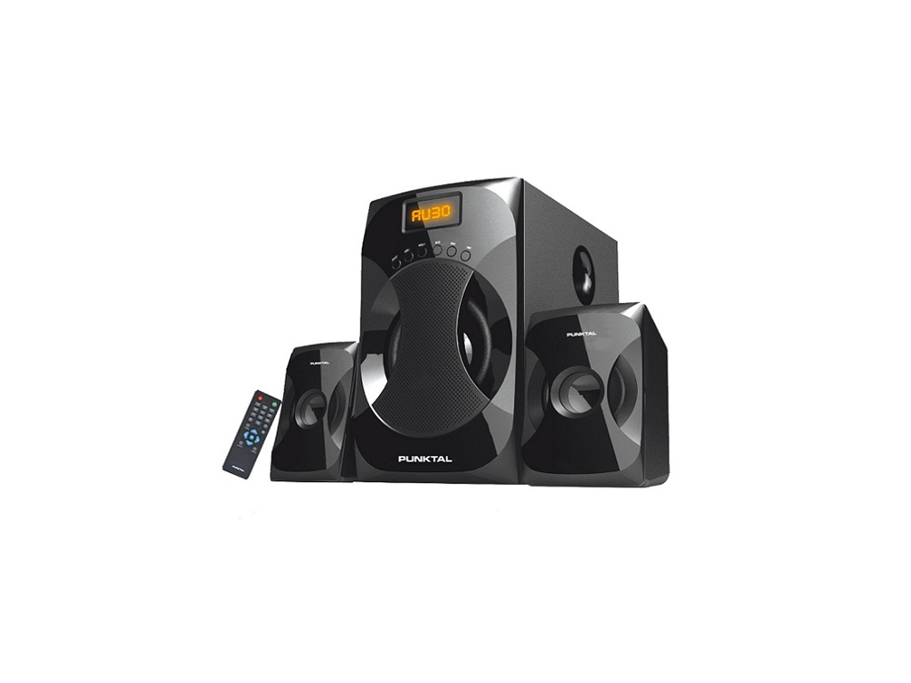 Home Theater 2.1 Ch Punktal PK-HT95