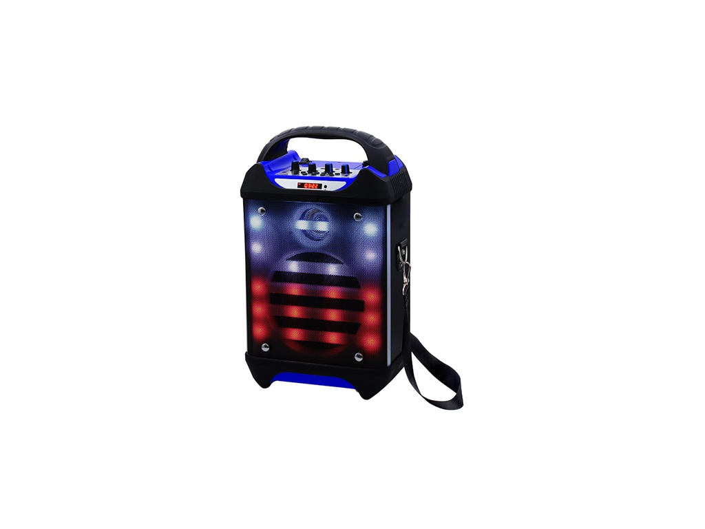 Parlante Portable 2500W Punktal PK-AM696
