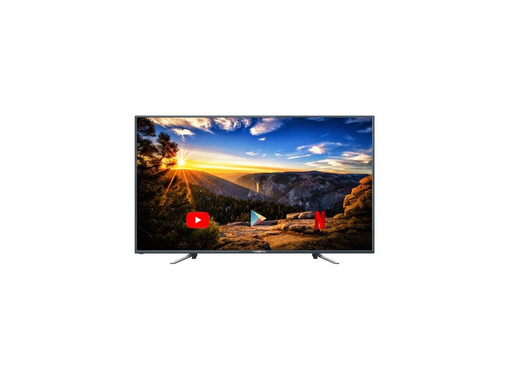 """Televisor Led Smart  Pantalla de 32"""" Marca:Punktal Modelo:PK-SDI32"""