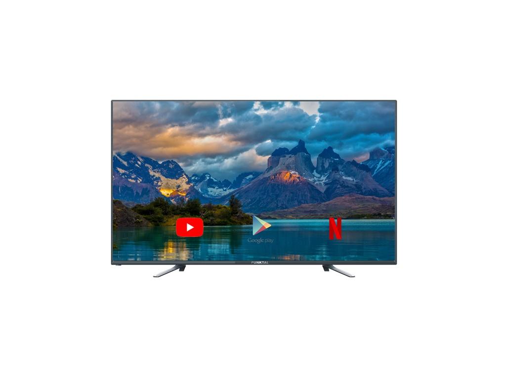 """Televisor Led Smart  Pantalla de 50"""" Punktal PK-SDI50"""