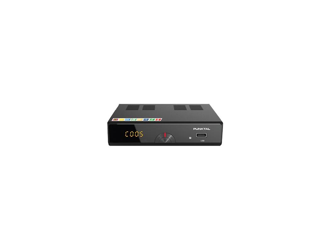 Sintonizador digital Punktal PK-STB19