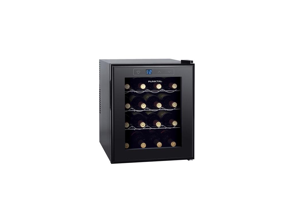 Enfriadora de Vinos Punktal PK-EV16 - Cap.:16 Botellas