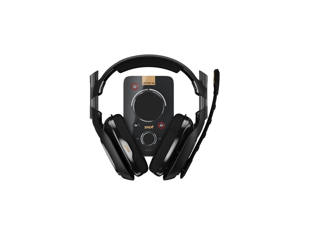 Vincha LogitechAstro 939-001596 headset a40tr+mixamp pro p/ps4