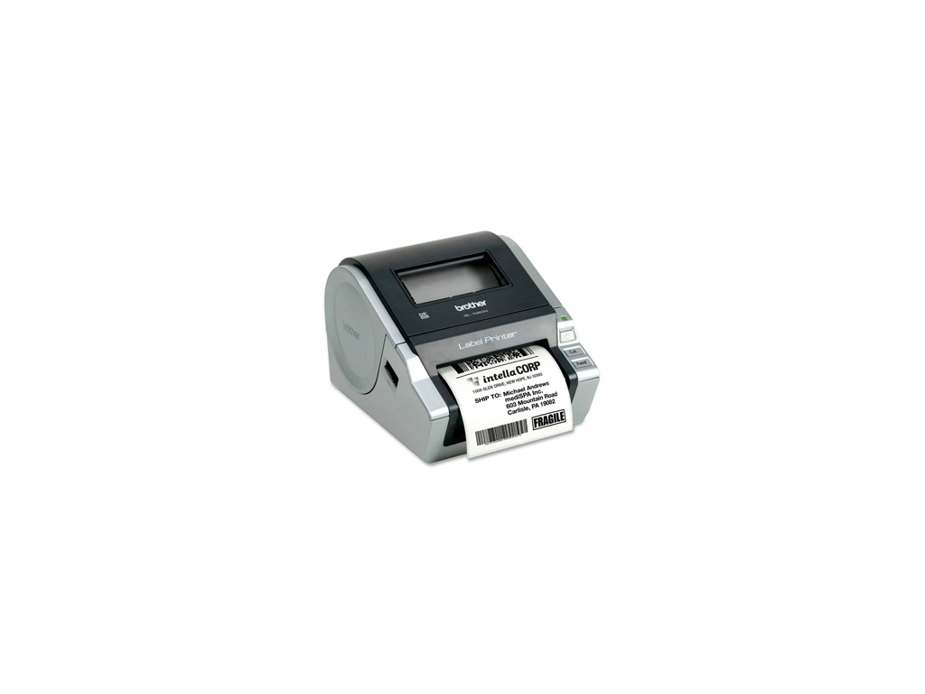 Impresora Brother QL-1060N de Etiquetas