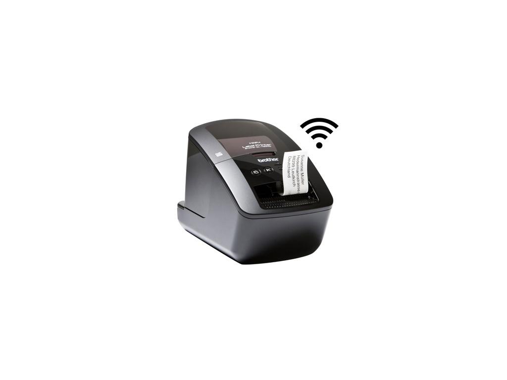 Impresora Brother QL-720NW de Etiquetas