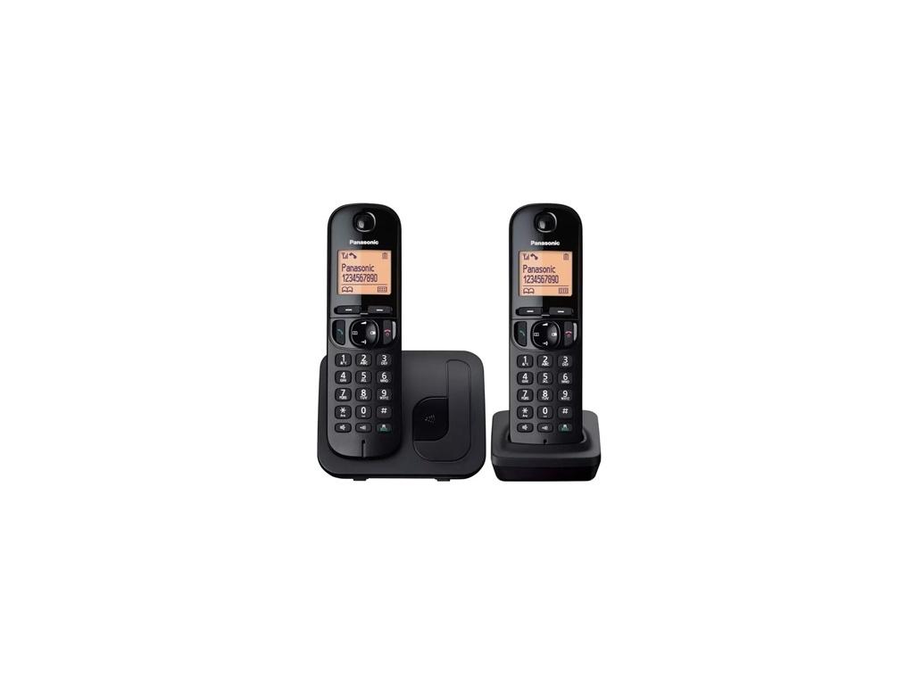 Telefono Inalambrico Doble Base Panasonic KX-TGC212