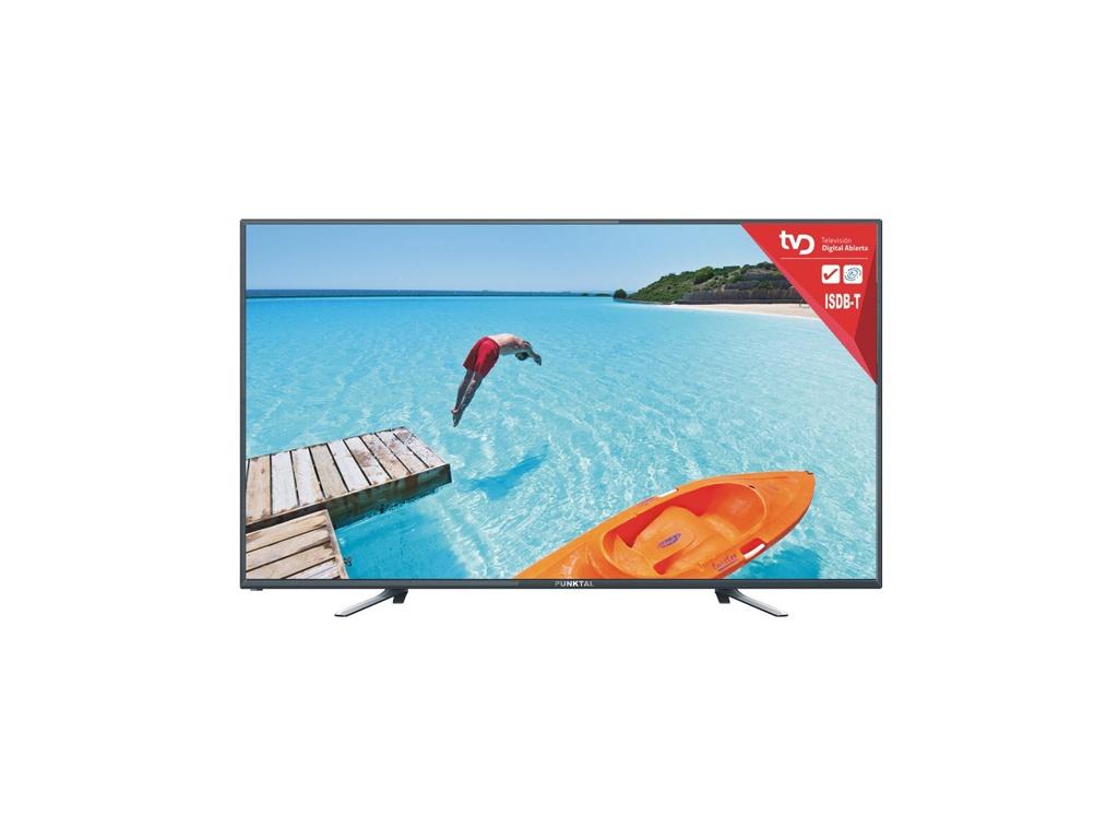 """Televisor Led HD 24"""" Punktal PK-TD236D"""