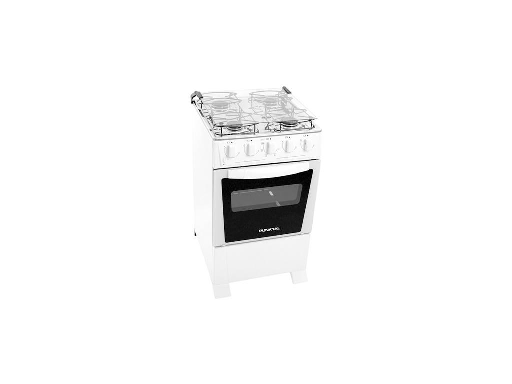 Cocina Punktal Venecia PK-380C - 4 hornallas