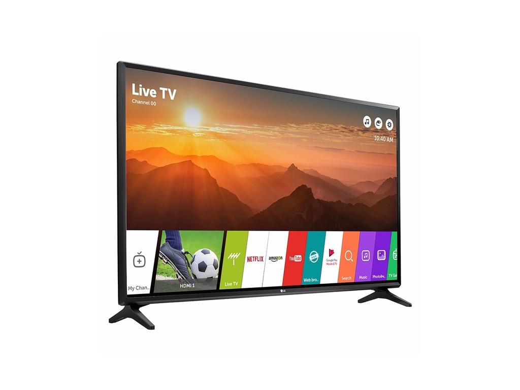 "Televisor LG FHD LED 49"" SMART"