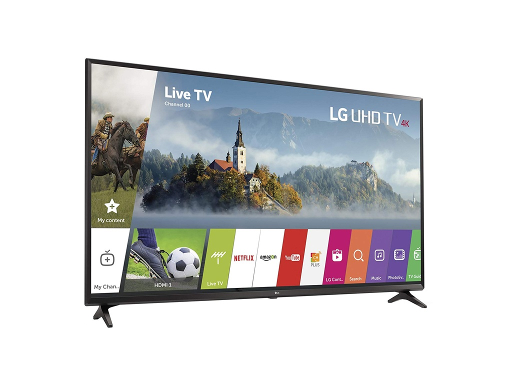"Televisor LG ULTRA HD 4K 43"""