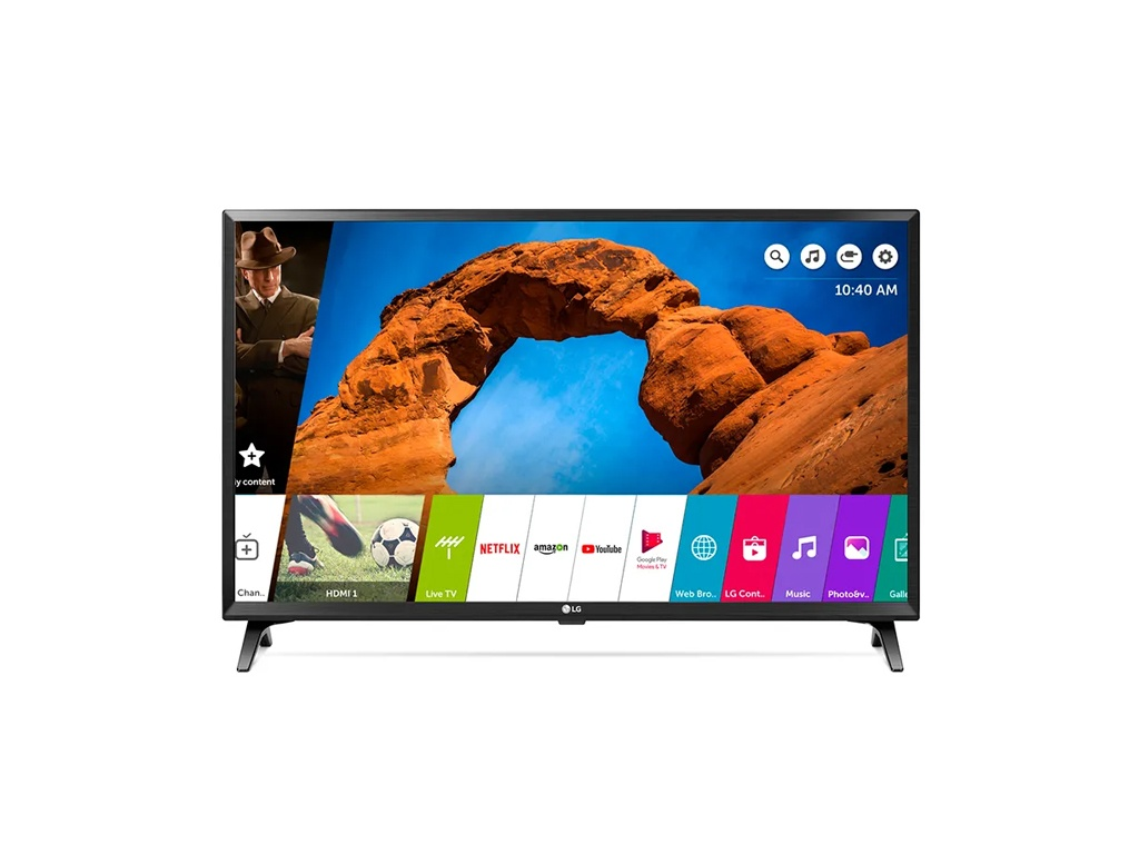 "Televisor LG LED 32"" HD Smart"