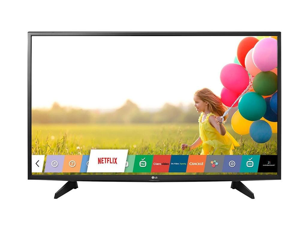 "Televisor LG FHD 49"", Smart TV"