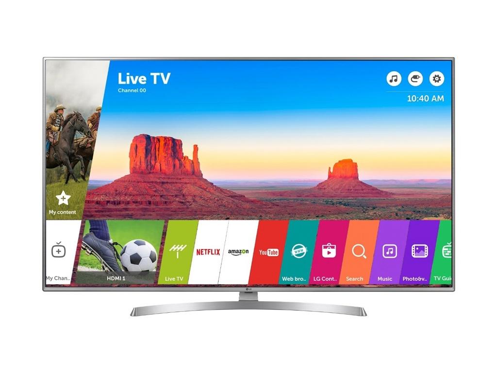 "Televisor LG UHD 50"" Smart"