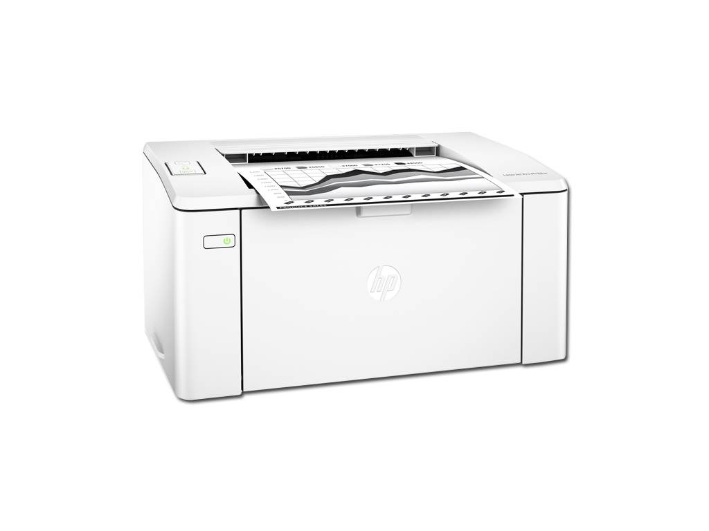 Impresora Láser Monocromática HP LaserJet Pro M102w
