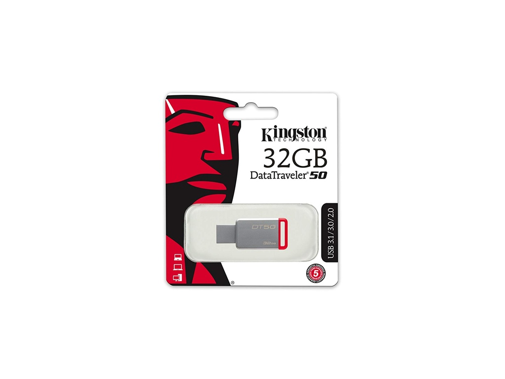 Pendrive Kingston USB DT50/32GB