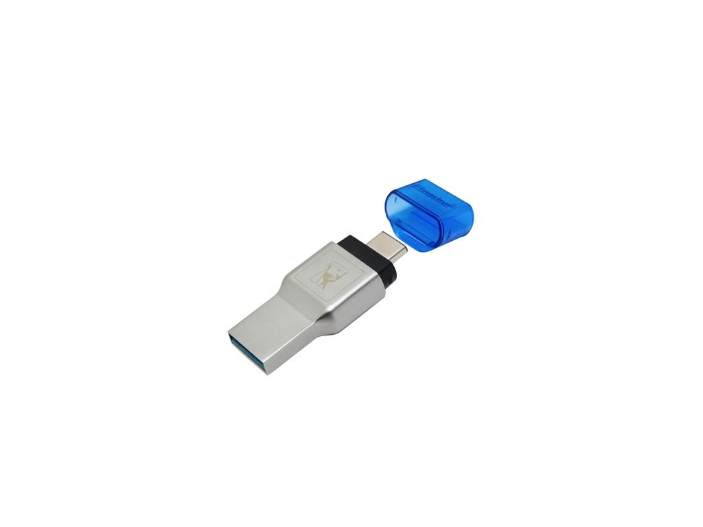 Lector de Memorias Kingston USB FCR-ML3C