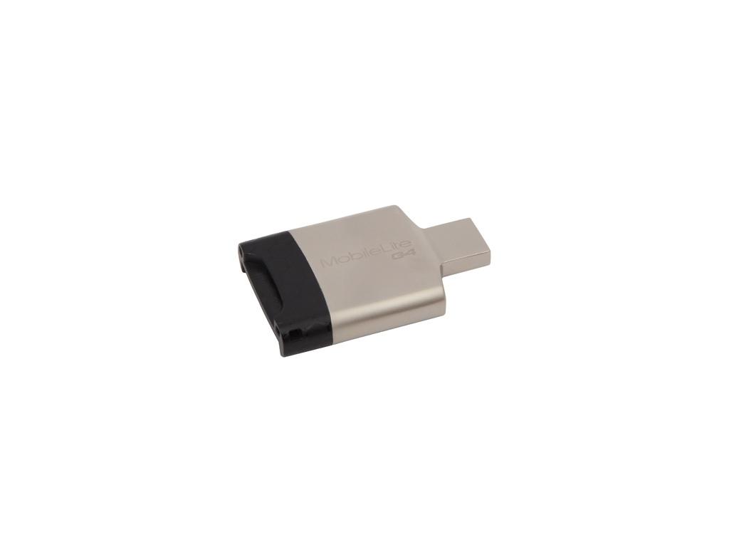 Lector de Memorias Kingston USB FCR-MLG4