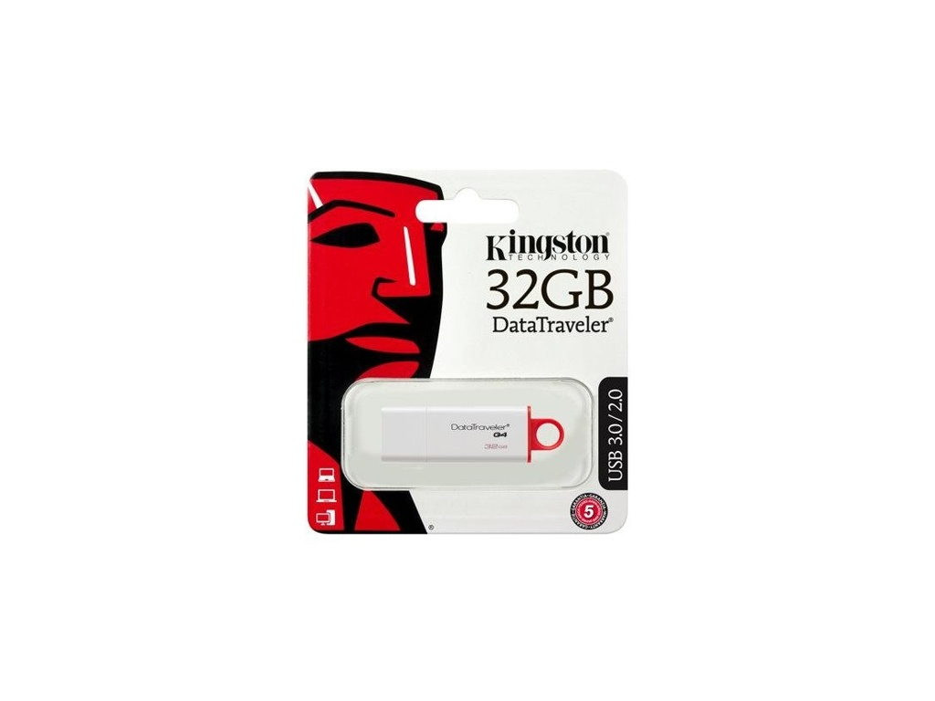 Pendrive Kingston USB DTIG4/32GB