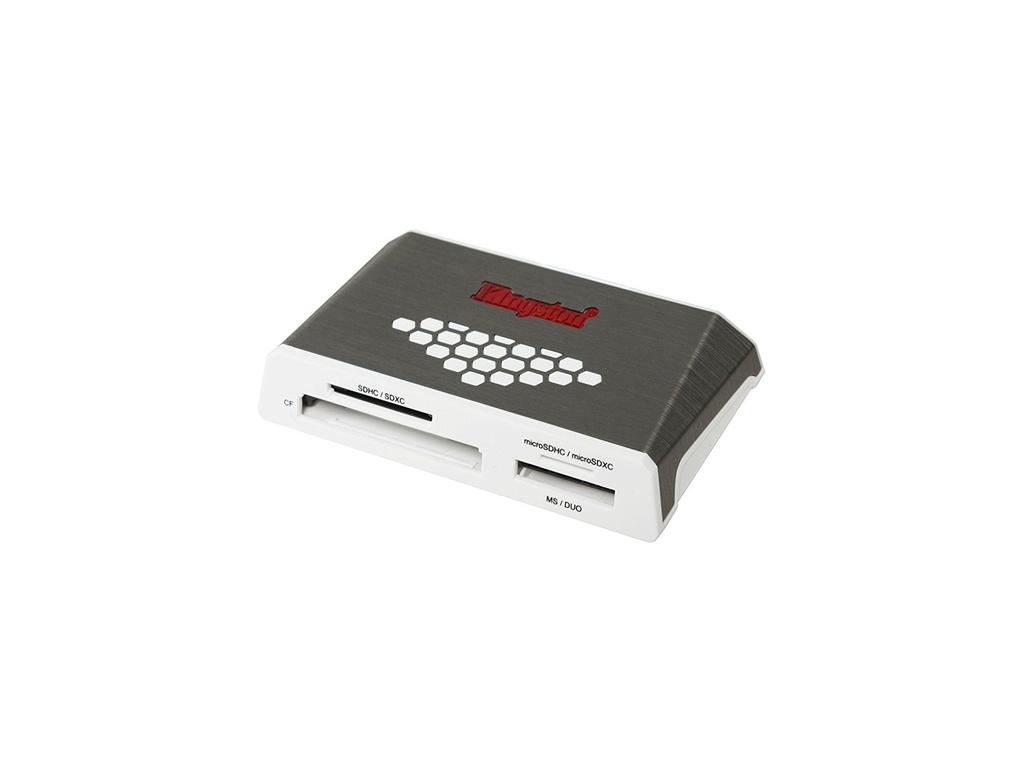 Lector de Memorias Kingston USB FCR-HS4