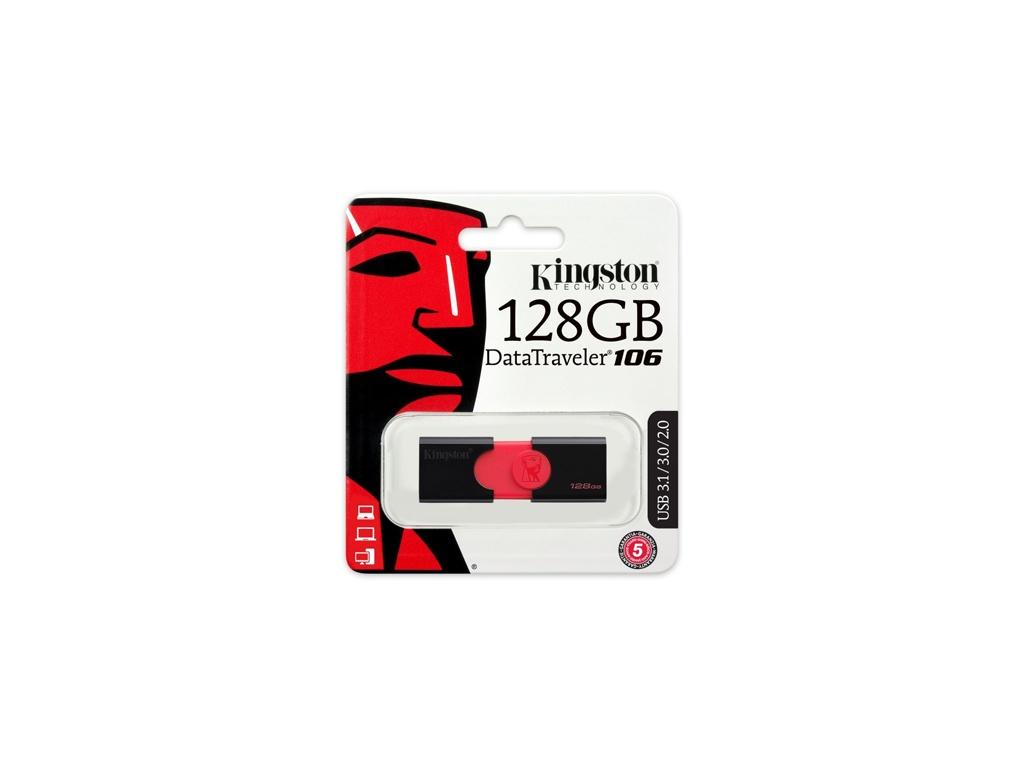 Pendrive Kingston USB DT106/128GB