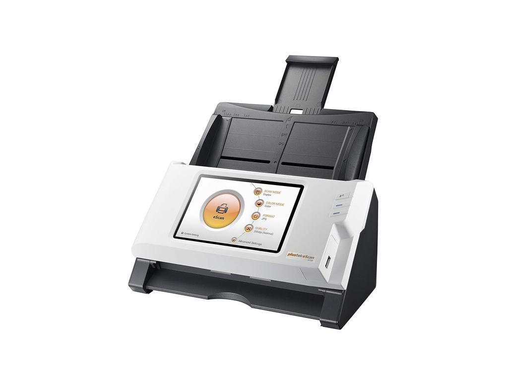 Escáner Plustek eScan A150 en Red