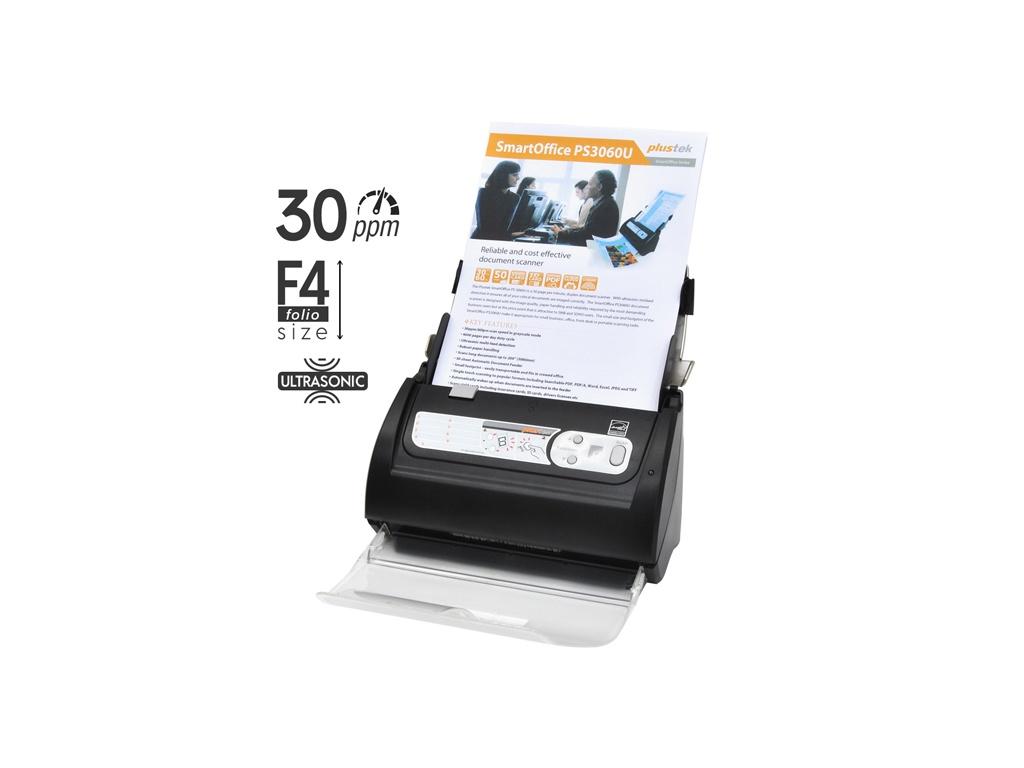 Escáner Plustek SmartOffice PS3060U - Formato A4