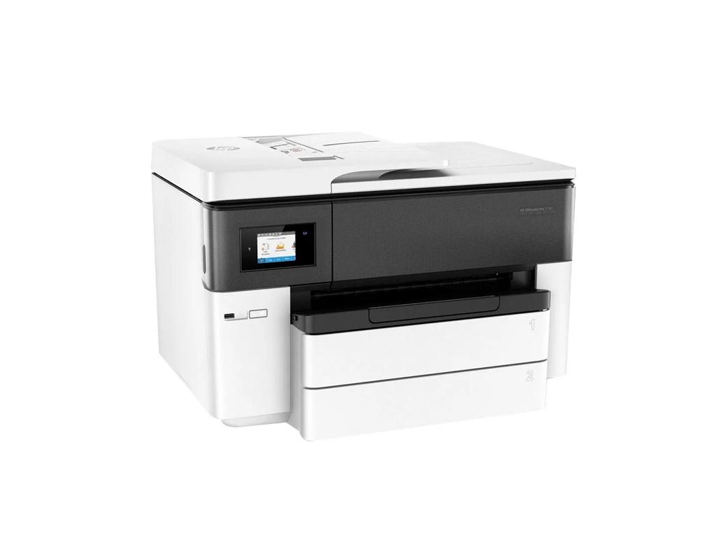 Multifunción Chorro de Tinta HP Officejet Pro 7740 - Color 4 tintas
