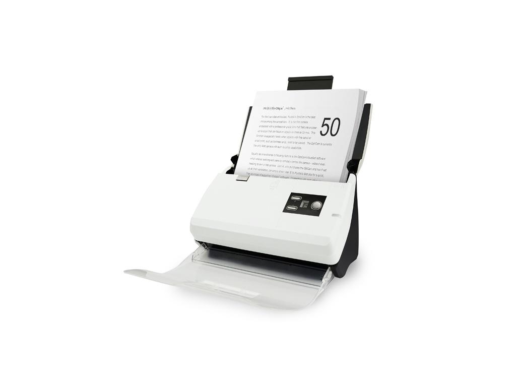 Escáner Plustek SmartOffice PS30D - Formato A4 ADF (Dúplex)