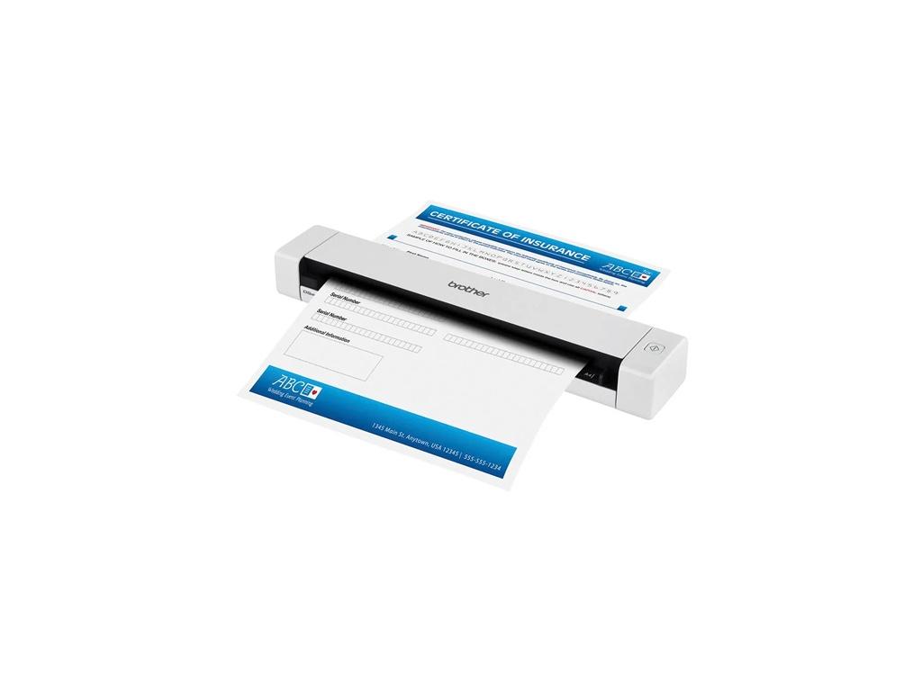 Escáner portatil Brother DS-620 El escáner portátil DS-620