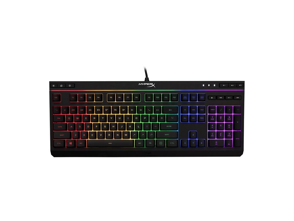Teclado Gaming HyperX Alloy CORE RGB
