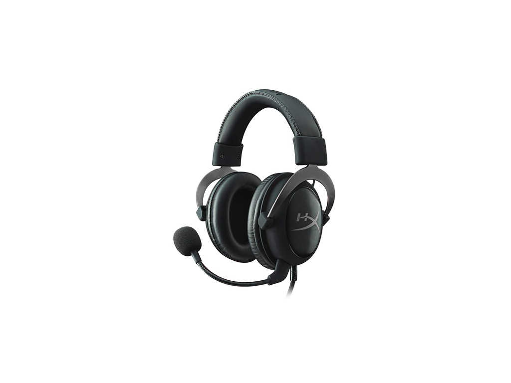 Vincha Gaming HyperX Cloud II Gun Metal