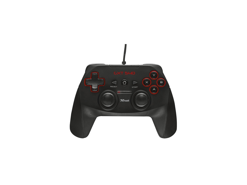 Joystick Trust 20712 GXT540 GamePad PS3 y PC