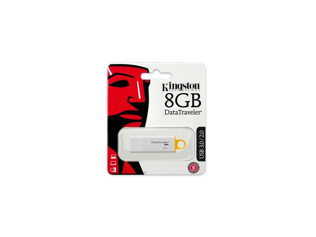 Pendrive Kingston DTIG4/8GB de 8GB USB 3.0