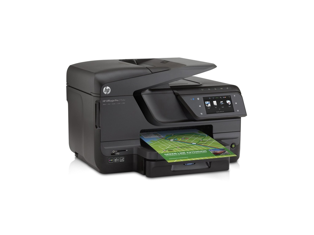 Multifuncion Chorro de Tinta Hp OfficeJet Pro 276dw (CR770A)